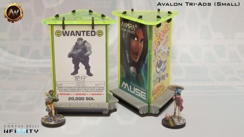 Avalon Tri-Ads Small