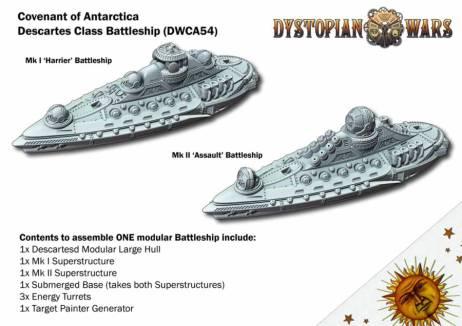 Descartes Class Battleship