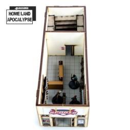 Homeland Apocalypse: Twin Peaks Shopping Mall Shop #3