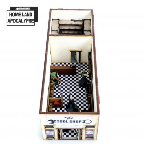 Homeland Apocalypse: Twin Peaks Shopping Mall Shop #2