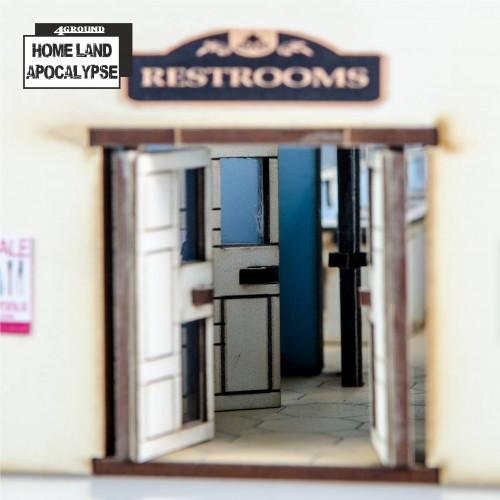 Restrooms Extension
