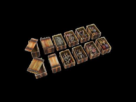 Spare Parts Crates