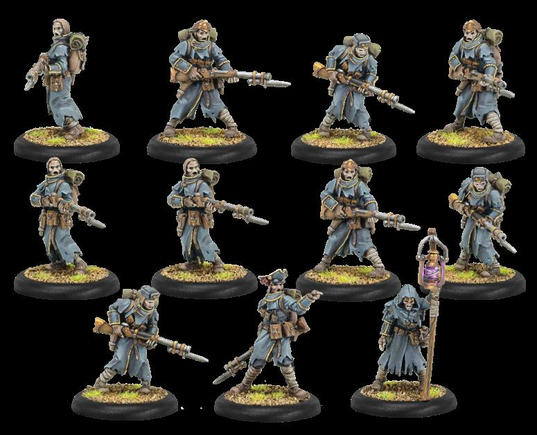 Hollowmen & Lantern Man - Unit