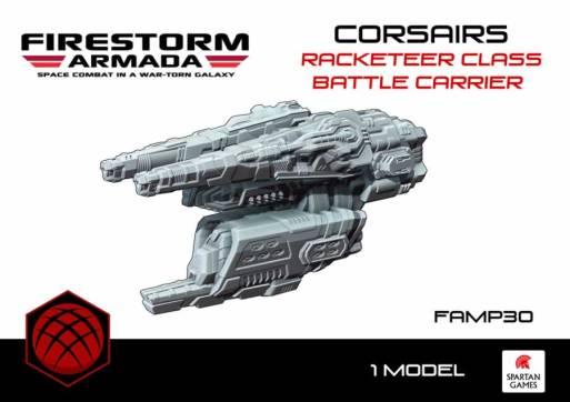 Corsairs Racketeer Battle Carrier