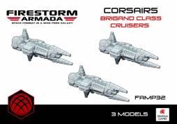 Corsairs Brigand Class Cruiser