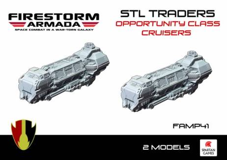 STL Traders Opportunity Class Cruiser