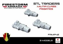 STL Traders Militia Class Frigate