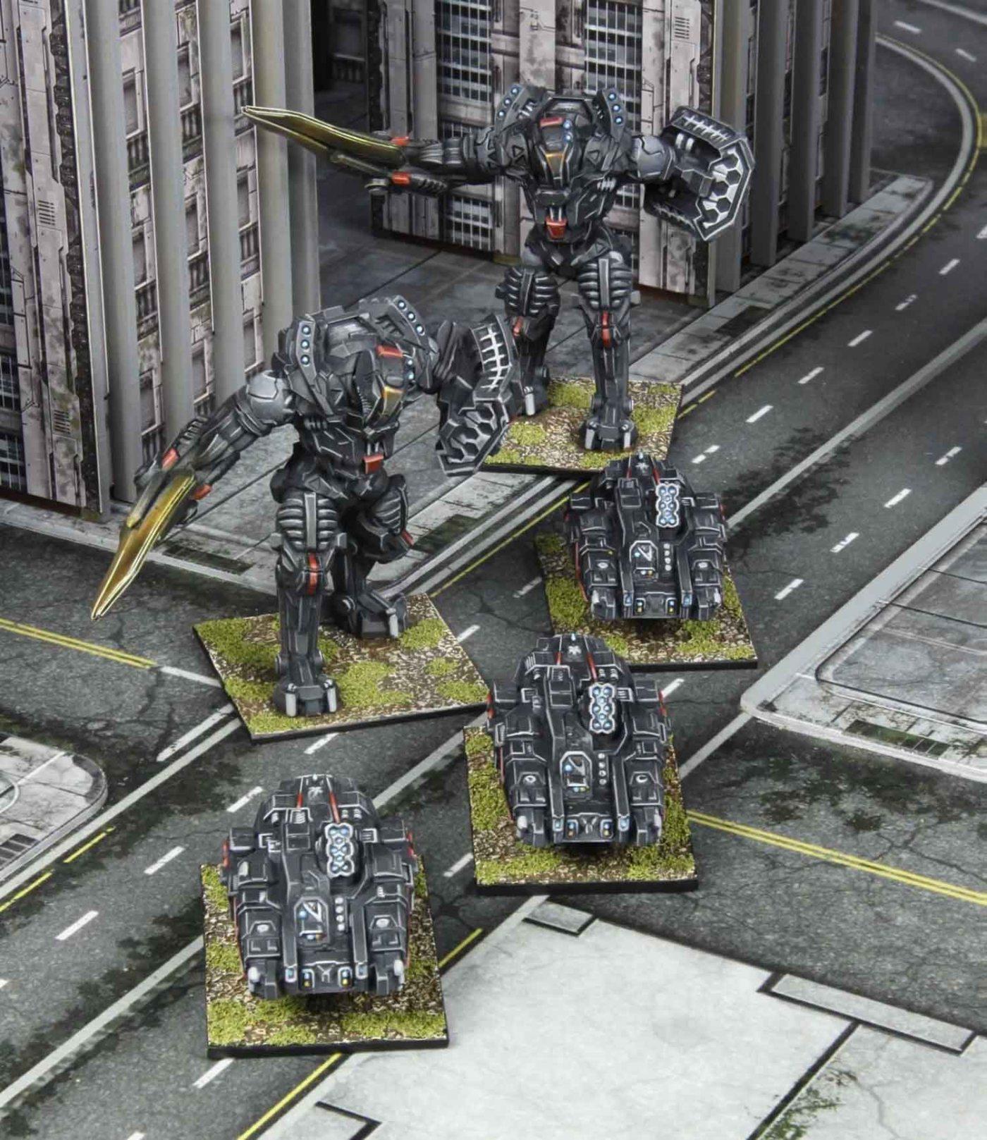 Federation-Walkers