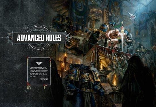 Warhammer 40,00 8th Edition Rule Book