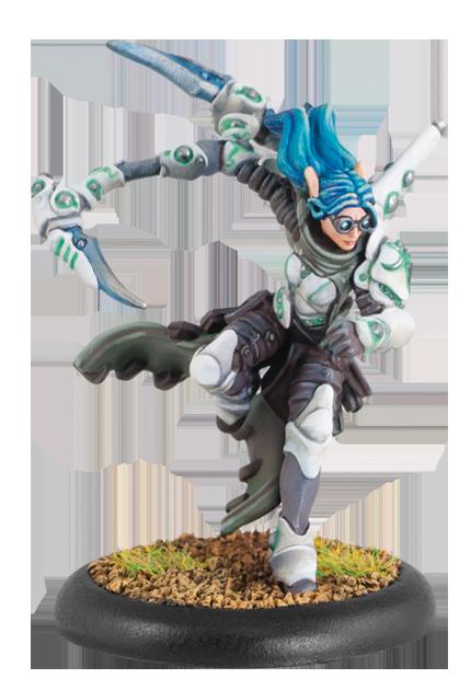 Elara, Death's Shadow - Retribution of Scyrah Warcaster