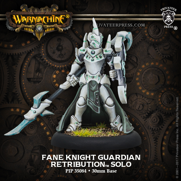 Fane Knight Guardian - Retribution of Scyrah Solo