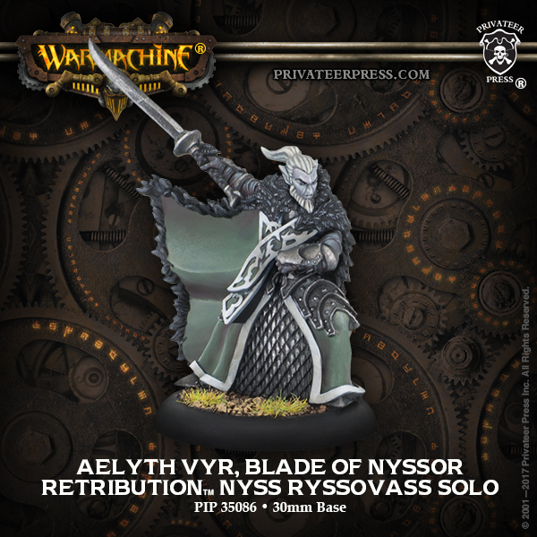 Aelyth Vyr, Blade of Nyssor - Retribution of Scyrah Solo